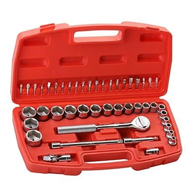 Jtech 46 Sätze von 3/8 Serie metrischen Werkzeugsatz / 1 Satz