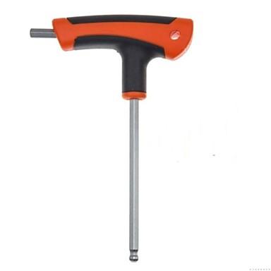 Stahl Schild metrischen t Typ Kugelkopf sechs Eckschlüssel 7mm / 1 Zweig