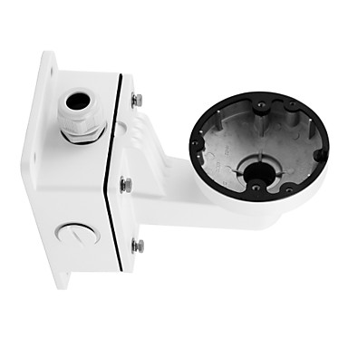 HIKVISION® Bracket DS-1272ZJ-110B Wall Mounting Bracket for DS-2CD21 Series for Security Systems 26*22*16cm 1.3kg