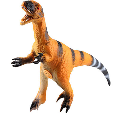 Draci a dinosaury Hračky Obrázky dinosaurů Tyrannosaurus Jurský dinosauř Triceratops Tyrannosaurus rex Plastický Dětské Pieces