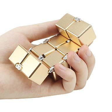 Cubos Mágicos Infinitos Cubo Infinito Spinners de mão Brinquedos Antiestresse Brinquedos Por matar o tempo O stress e ansiedade alívio