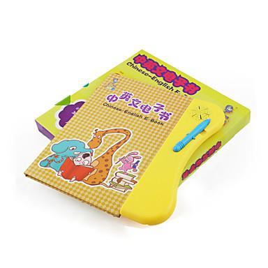 Игрушка для обучения чтению Веселье Английский Китайский Детские