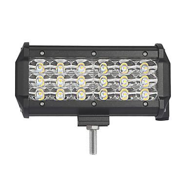 Car Light Bulbs 54W Integrated LED 5400lm LED Working Light