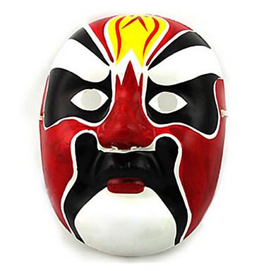 Halloween-Masken Hand bemalte Masken Anderen Zum Gruseln Gips Stücke Unisex Erwachsene Geschenk