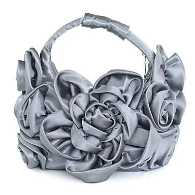 Damen Taschen Seide Tragetasche Blume für Hochzeit Veranstaltung / Fest Normal Formal Draussen Büro & Karriere Gewerbliche Verwendungen