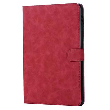 Hülle Für Apple iPad Mini 4 iPad Mini 3/2/1 iPad 4/3/2 iPad Air 2 iPad Air Kreditkartenfächer Stoßresistent mit Halterung Flipbare Hülle