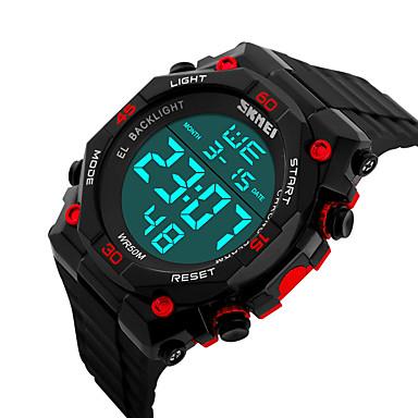 Inteligentní hodinky Voděodolné Dlouhá životnost na nabití Multifunkční Sportovní Stopky Budík Chronograf Kalendář Other Ne Slot pro