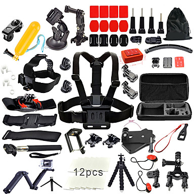 Accessory Kit For Gopro 67 in 1 / Outdoor / Multi-function For Action Camera Gopro 6 / All Gopro / Xiaomi Camera Ski / Snowboard /