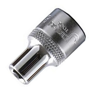 Es 1/4 Serie sechs Winkel metrische Steckdose 13mm / 100