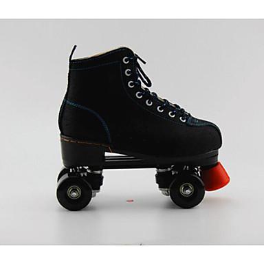 Erwachsene Blinkende Roller-Skates Beleuchtung Gut belüftet Schwarz