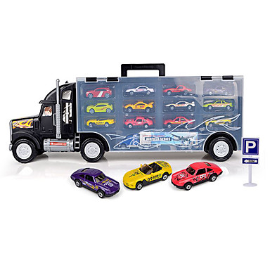 Carros de Brinquedo Brinquedos Motocicletas Caminhão Brinquedos Rectângular Caminhão Liga de Metal Ferro Peças Unisexo Dom