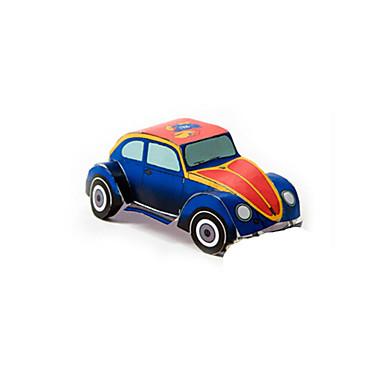 Quebra-Cabeças 3D Quebra-Cabeça Artesanato de Papel Carro Simulação Faça Você Mesmo Clássico Desenho Crianças Unisexo Dom