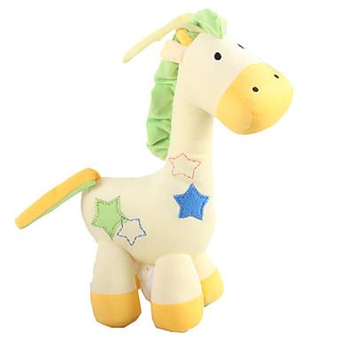 Fofinho Diversão Cavalo Fantoches Animais de Pelúcia Crianças Bebê Dom