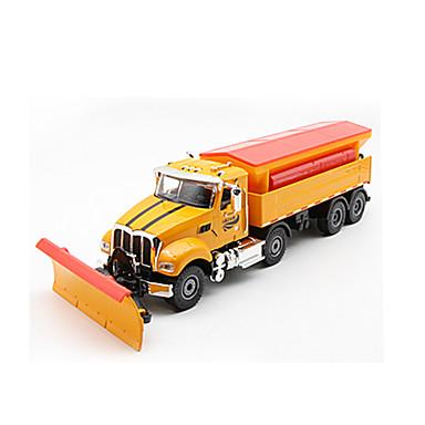 Carros de Brinquedo Brinquedos Veiculo de Construção Brinquedos Caminhão Plásticos Liga de Metal Metal Peças Unisexo Dom