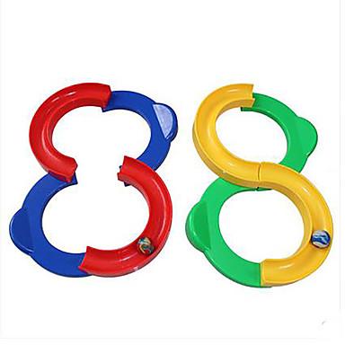 Bolas Pistas para Bolinhas de Gude Plásticos Crianças Brinquedos Dom 1 pcs