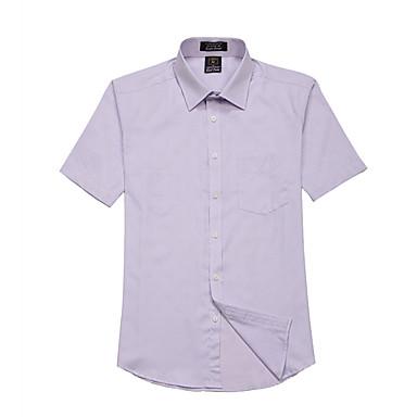 Men's Daily Work Casual All Seasons Summer Shirt