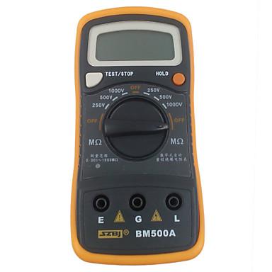 szbj bm500a digitaalinen eristysresistanssi testaaja digitaalinen megger sähköinen pöytä