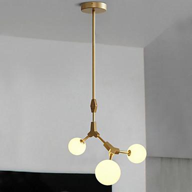 LED Lâmpada Incluída Lustres Luz Ambiente Para 110-120V 220-240V 330lm 110-120V 220-240V Lâmpada Incluída