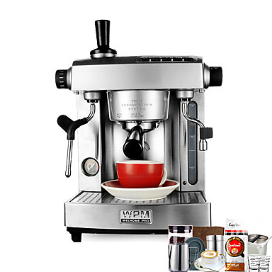 Kaffemaskin Semi-automatisk Sundhetspleie Oppreist design Reservasjonsfunksjon 220V