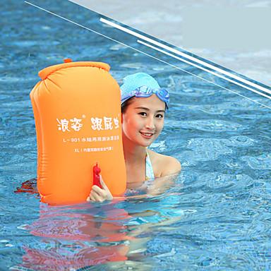 20L L Bolsa Seca Bolsa Impermeável Segurança Incluindo Água Bexiga Compacto para Natação