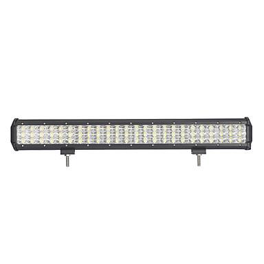 3 linhas 216w 21600lm led barra de luz de trabalho 216w faróis combo lâmpada offroad 216w levou luz de condução
