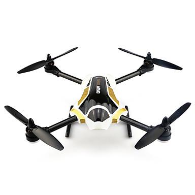 RC Drone XK X251 6 Canais 6 Eixos 2.4G Com Câmera HD 720P Quadcópero com CR FPV Luzes LED Seguro Contra Falhas Modo Espelho Inteligente