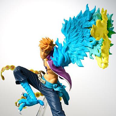 Anime Akciófigurák Ihlette One Piece Szerepjáték PVC 20 cm CM Modell játékok Doll Toy Uniszex