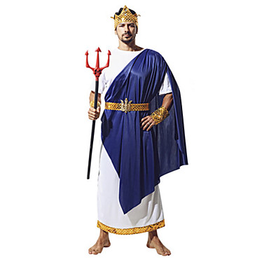 Roman Costumes Cosplay Cosplay Costumes Party Costume Men's Festival/Holiday Halloween Costumes Halloween Carnival Others Vintage