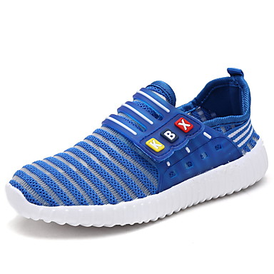 Boys' Sandals Slingback Comfort Light Soles PVC Leather Spring Summer Casual Outdoor Party & Evening Slingback Comfort Light SolesFlat
