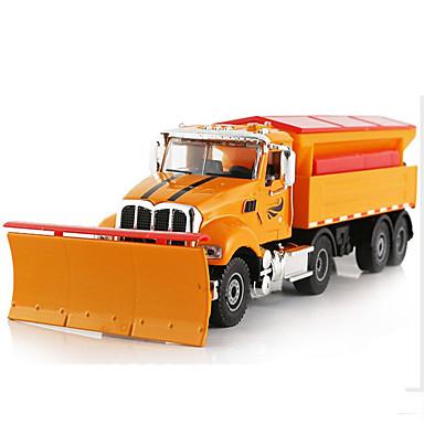 KDW Carros de Brinquedo Brinquedos Motocicletas Veiculo de Construção Brinquedos Rectângular Liga de Metal Ferro Metal Peças Unisexo Dom