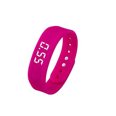 Smart armbånd Kalorier brent Pedometere Trenings logg Distanse måling Pedometer Aktivitetsmonitor Bluetooth 4.0 iOS Android Ingen