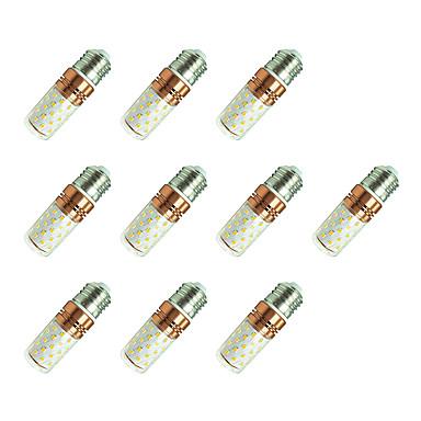 8W 800 lm E27 Lâmpadas Espiga T 60 leds SMD 2835 Branco Quente Branco AC85-265
