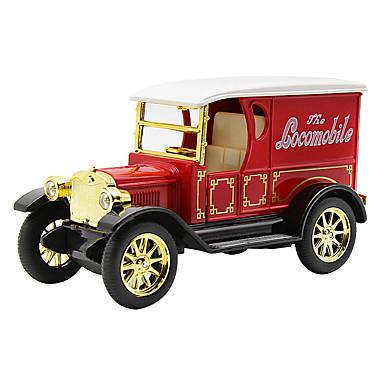 Carros de Brinquedo Veículos de Metal Modelo de Automóvel Carrinhos de Fricção Carrinho Clássico Brinquedos Música e luz Carro Plásticos