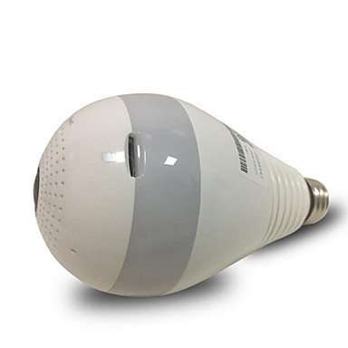 Smart LightsVideo Stemmekontroll Multifunktion Kreativ APP-kontroll LED Fjernovervåking Automatisk alarm fortielse Dekorativ Trådløs bruk