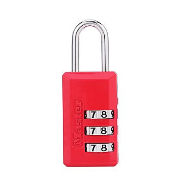 646MCND Padlock Zinc Alloy Password unlockingforDrawer Tool box Suitcase Gym & Sports Locker Luggage