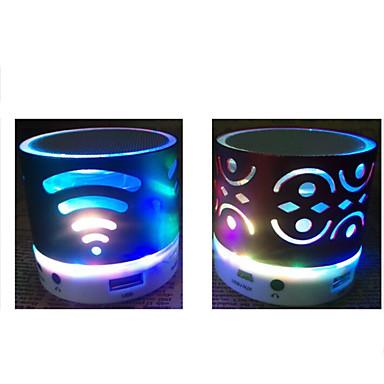 Bluetooth 2.0 3,5mm LED Tumman sininen Purppura Keltainen Fuksia