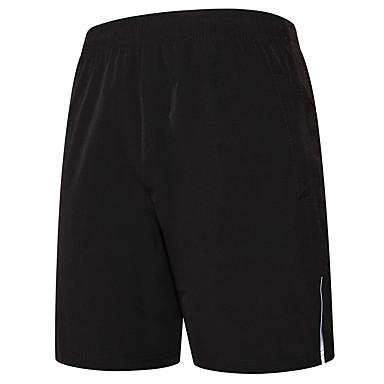 Running Shorts Shorts Bottoms Fitness, Running & Yoga Quick Dry for Running/Jogging Exercise & Fitness Basketball Loose Black