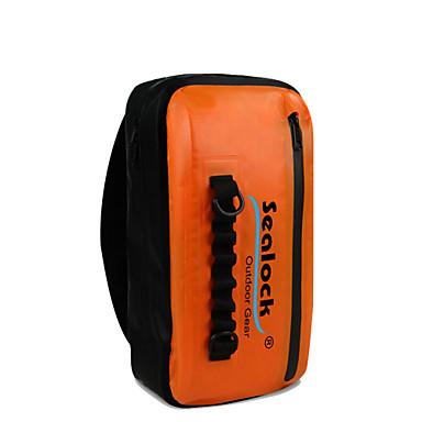 Sealock 25 L Bolsa Impermeável Mochila Impermeável Prova-de-Água Durável para Ciclismo / Moto Mergulho / Náutica Exterior