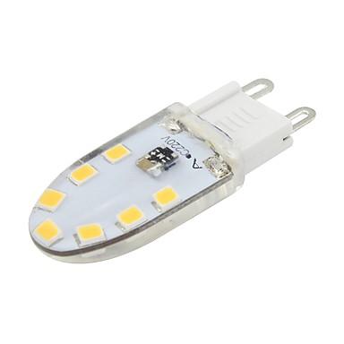2W 180 lm G9 LED-lamper med G-sokkel T 14 leds SMD 2835 Varm hvit Kjølig hvit AC 220-240V