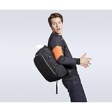 Unisex Poser Alle årstider Polyester ABS + PC Skulderveske til Avslappet Svart Gul
