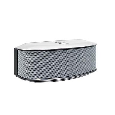 Bluetooth 2.0 USB 3.5mm Alto-Falante Bluetooth Sem Fio Dourado Prata