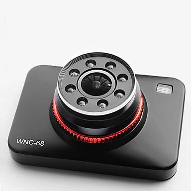WNC68 1080p 160 Degree Car DVR 2.7 inch Dash Cam Night Vision Parking Mode Loop recording auto on/off ADAS