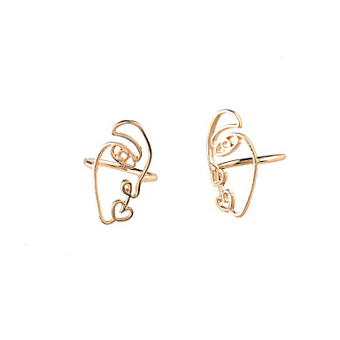 Women's Ring - Alloy Personalized, Unique Design, Fashion One Size Gold / Silver For Dailywear Outdoor clothing Going out