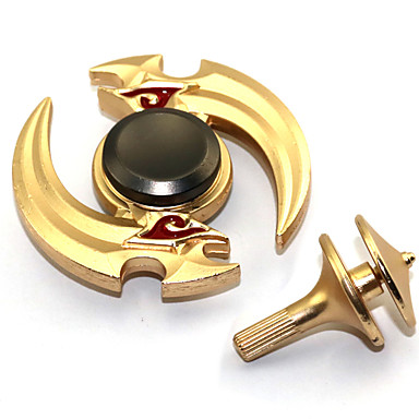 Fidget Spinner Inspired by Overwatch Annie Anime Cosplay Accessories Zinc Alloy Halloween Costumes