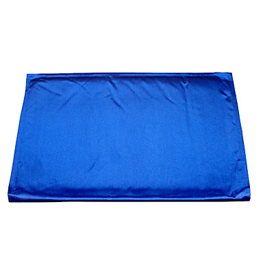 Foldable Dog Clothes Bed Solid Colored Blue Cat Dog