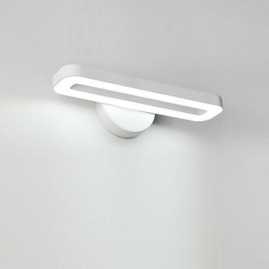 Clássica LED Moderno/Contemporâneo Luminárias de parede Para Metal Luz de parede 110-120V 220-240V 8W