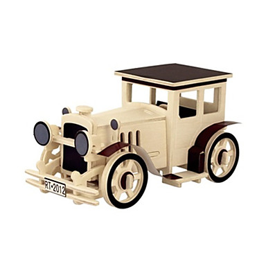 3D-puslespill Puslespill i tre Tre Modell Luftkraft Bil 3D GDS 3D Tre Klassisk 6 år og oppover