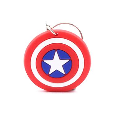 Brinquedos Porta-Chaves Durável Circular Peças Unisexo Dom