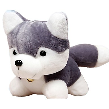Stuffed Toys Doll Toys Dog Animal Cotton Unisex Pieces