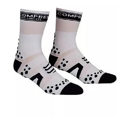 Running Socks Sport Socks / Athletic Socks Unisex Moisture Wicking for Running/Jogging